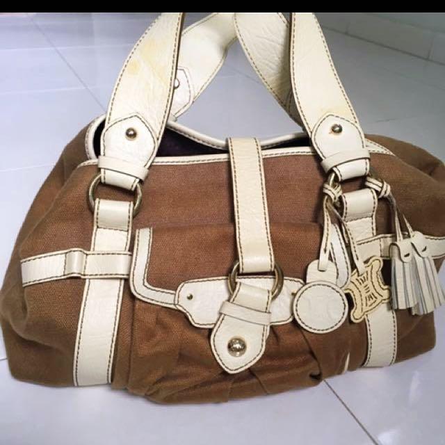 Authentic Celine Handbag / Bag