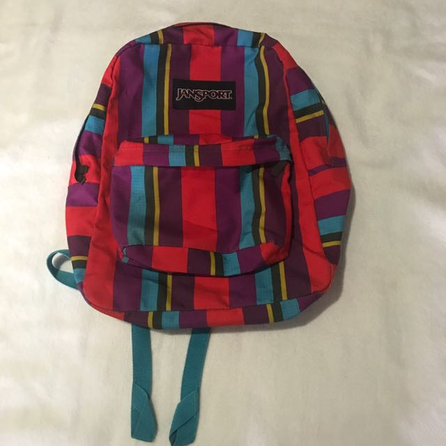 Authentic Jansport Backpack