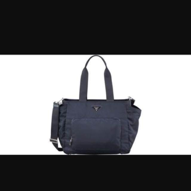 897f0ed5799a Authentic Prada diaper bag