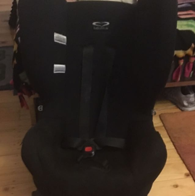 Baby Love Harness Booster Seat