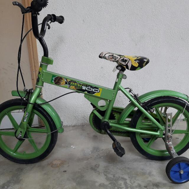 Basikal Kanak Kanak