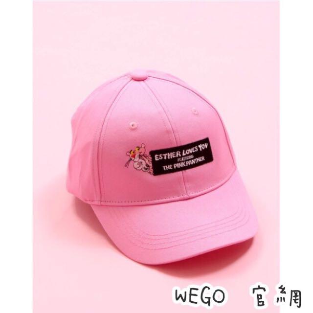 🎀《BeboDomo》WEGO X 頑皮豹老帽 (預購)