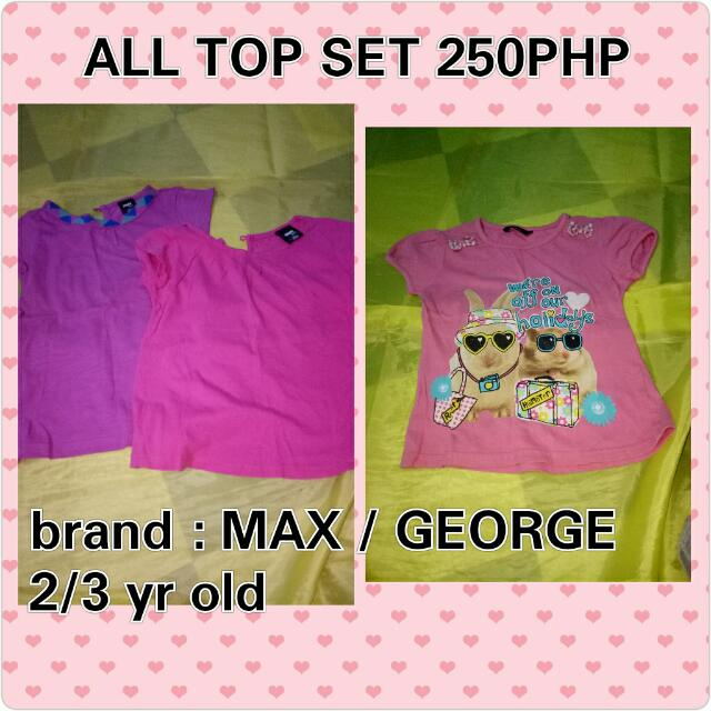 Blouse's Set