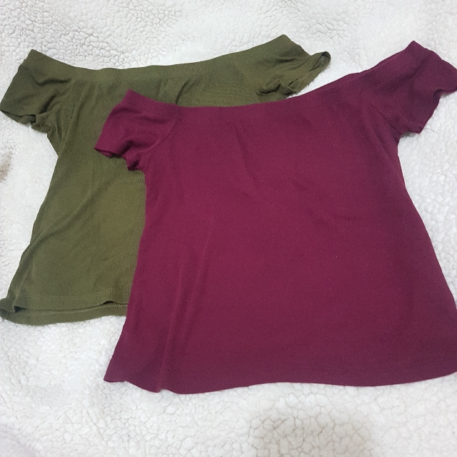 Bluenotes Off The Shoulder Top(s)
