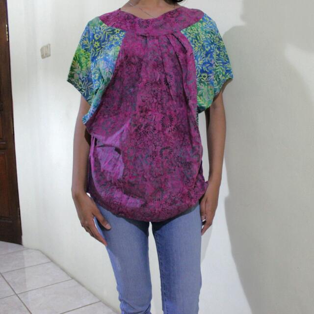 Blus Batik #Carousell17an