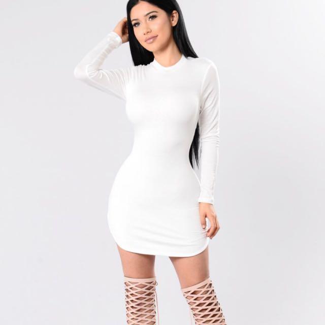 BNWT Fashion Nova Drezs