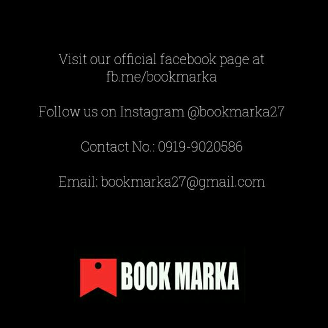 Book Marka Social Media Information