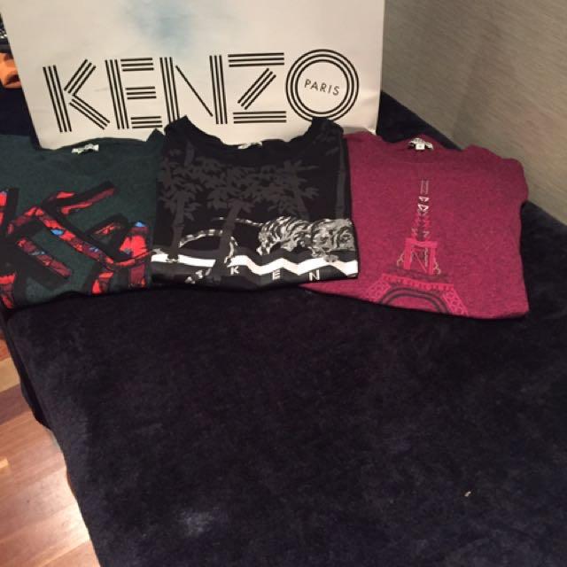Brand New kenzo T's