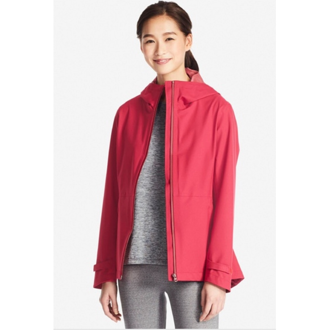 BRAND NEW UNIQLO WOMEN BLOCKTECH JACKET PARKA