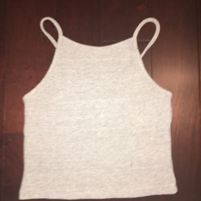 Brandy Melville Cropped Tank Too
