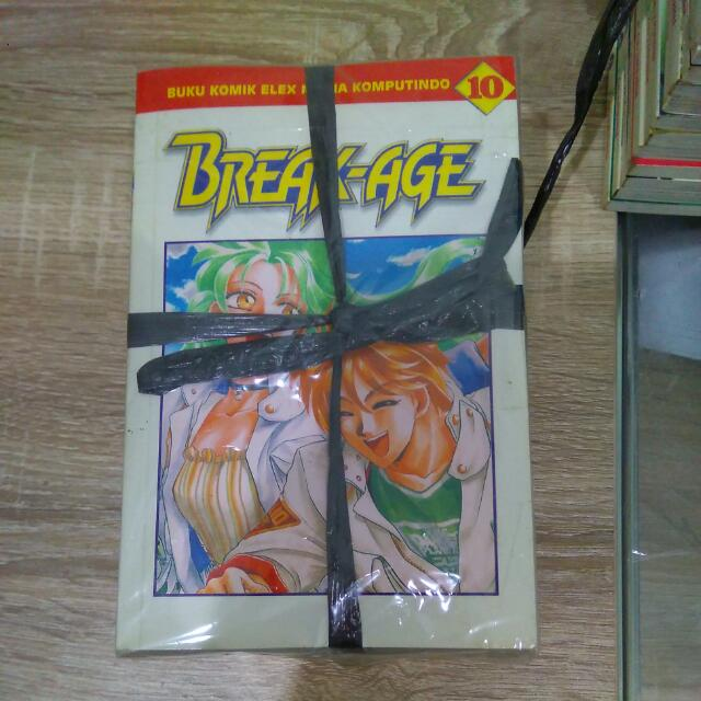 Break Age 1 Set