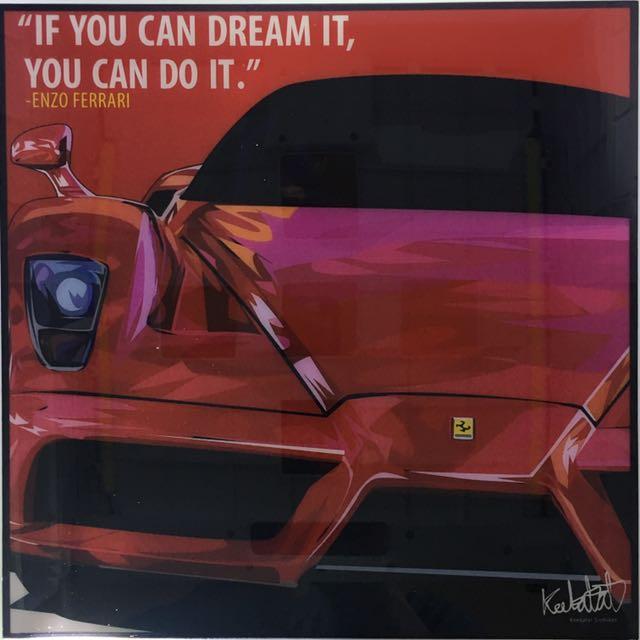 Car Wall Art