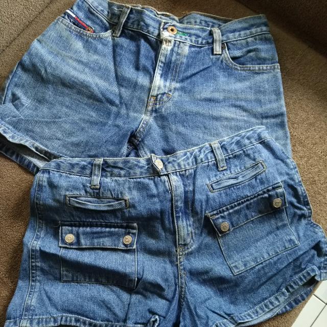 cherokee n tommy short jeans