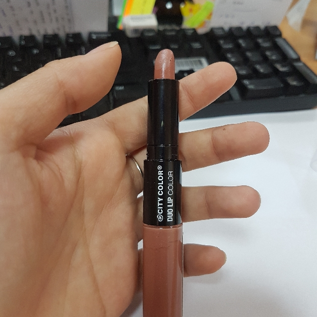 City Color Duo Lip 2 In 1