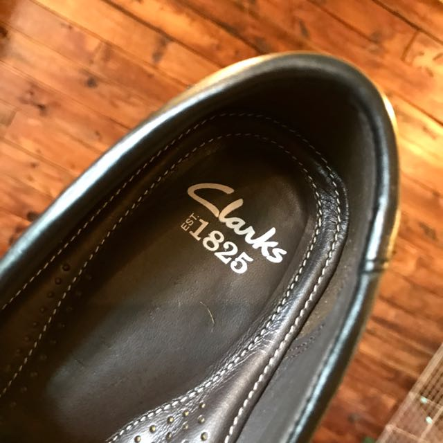 new release half price quality Clarks XL wide Casual Soft Tread - BLACK (Brand New), Men's ...
