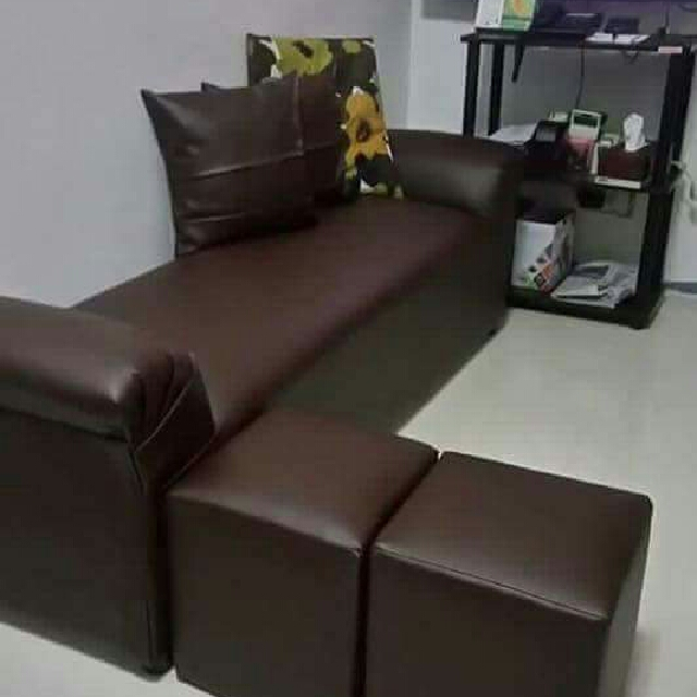 CLEOPATRA SOFA SET Home & Furniture on Carousell