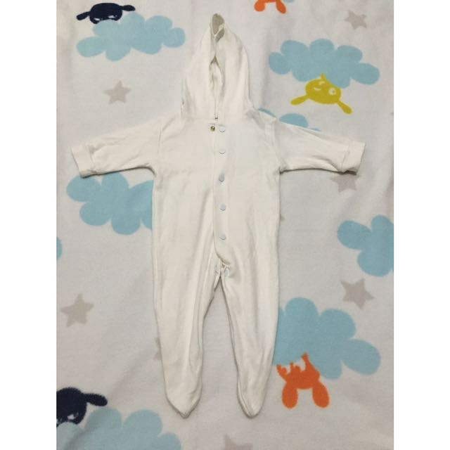 Cotton Stuff Overall 0-3M