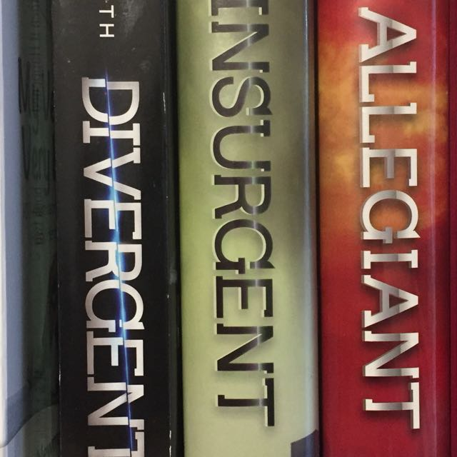 Divergent Novel Series