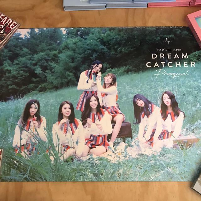 Dreamcatcher Prequel Poster