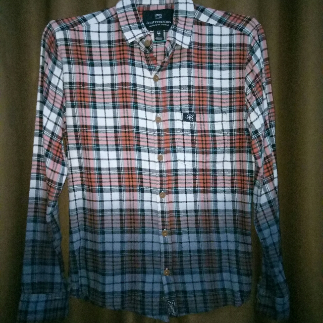 Flanel Ombre