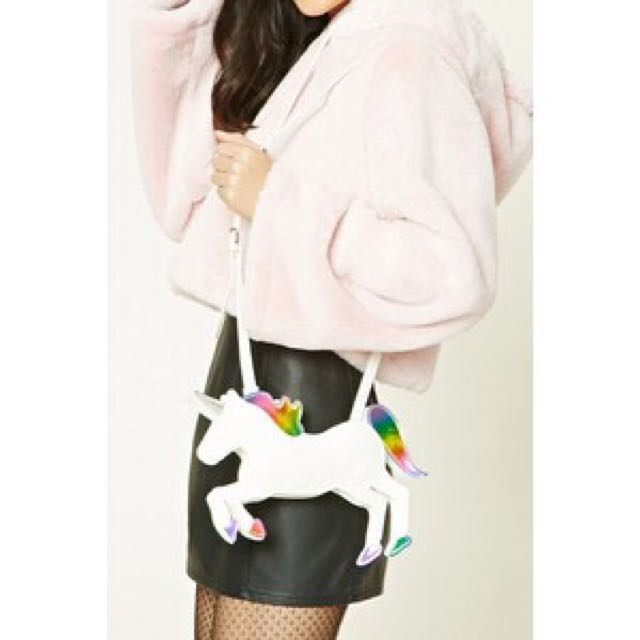 Forever 21 - Unicorn Mini Sling Bag