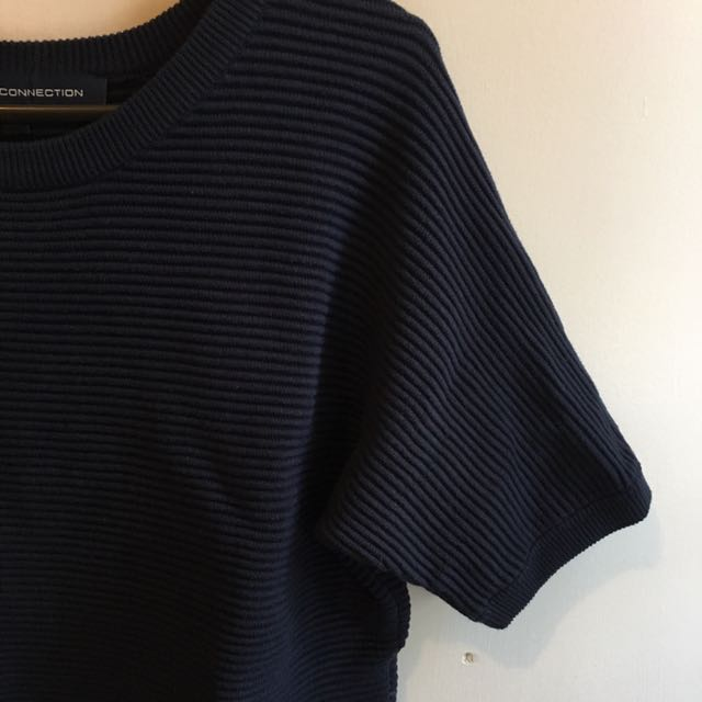 French Connection Jumper Short Sleeve Size XS