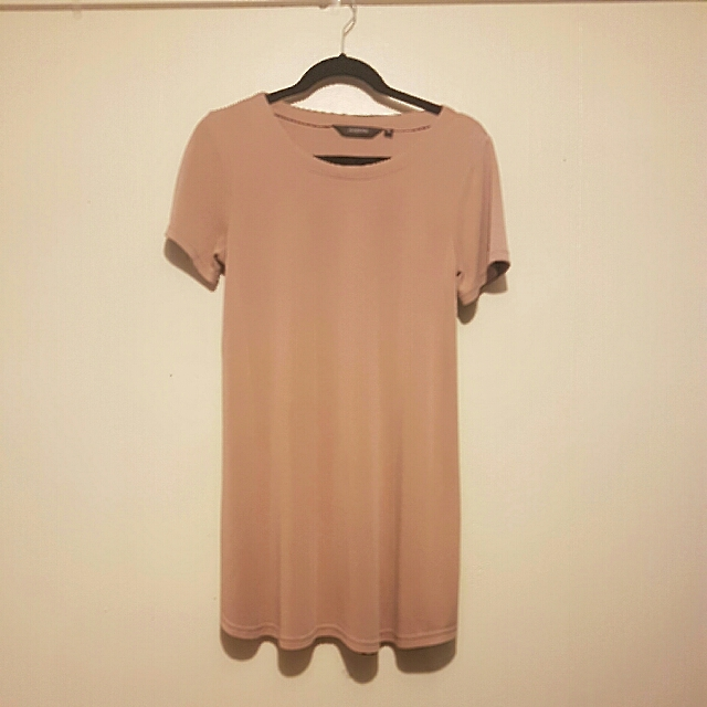 Size 8 Glassons tee-dress