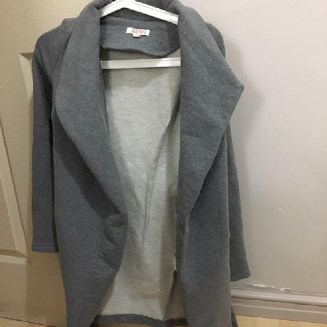Grey Coat Size 8 City Beach Moola