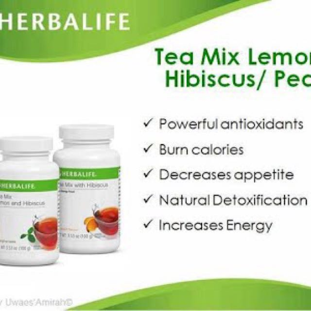 Herbalife Tea Mix
