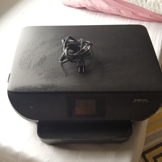 Repriced Hp Envy 5660 Printscancopywifi Direct Electronics