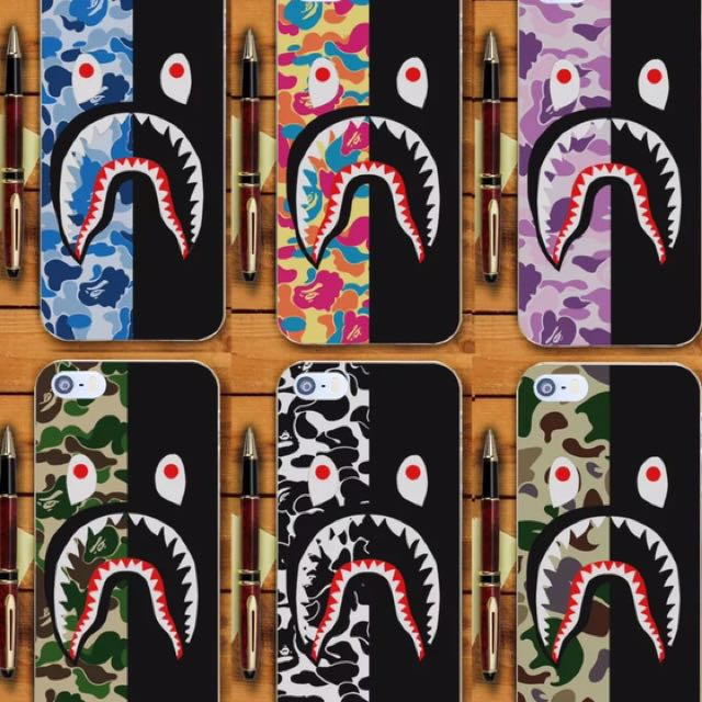 IPhone Bape and Samsung Case
