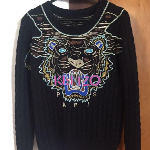 Kenzo Knit Jumper