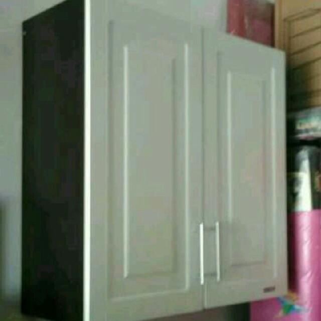 Kitchen Set 2 Pintu Atas Olympic Mutiara Series, Perabotan Rumah di Carousell