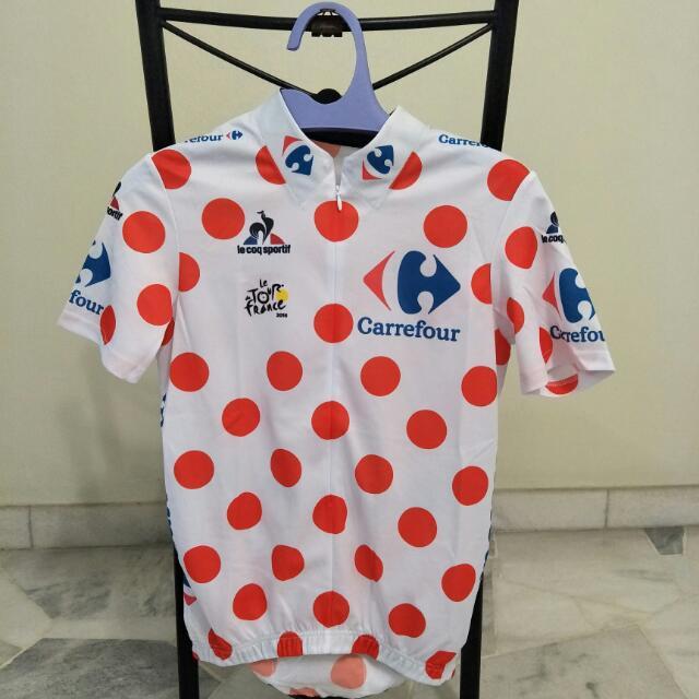 Le Coq Sportif Cycling Jersey (Original) e73bf3034