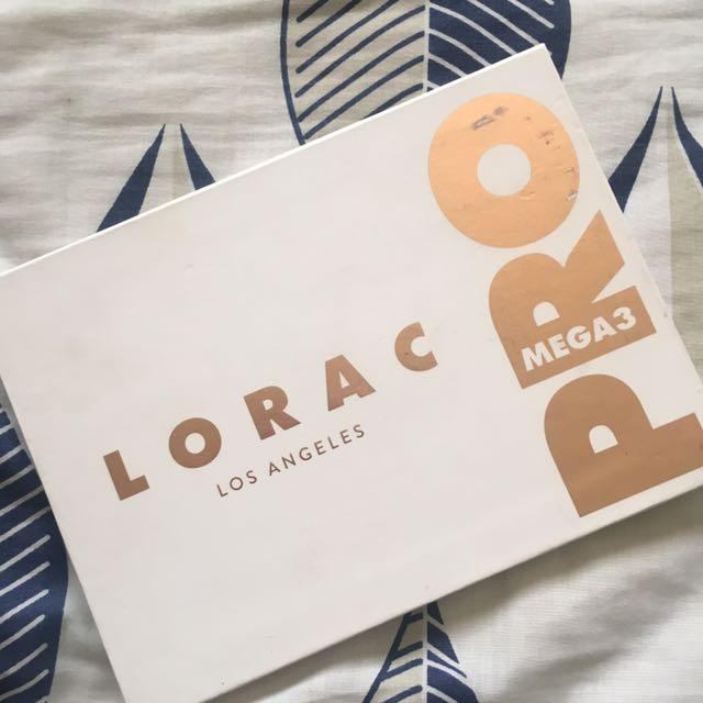 LORAC Mega Pro 3