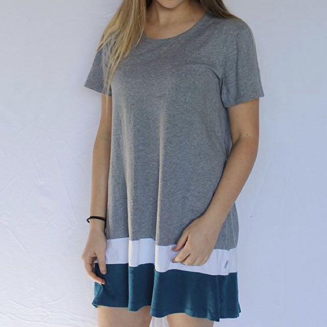 Lower Tee shirt Dress