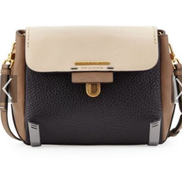 Authentic Marc By Marc Jacobs Sheltered Island Cross Body Bag