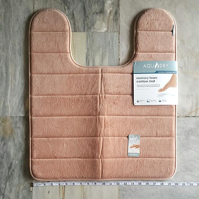 Memory Foam Contour Mat - Brand New with tags