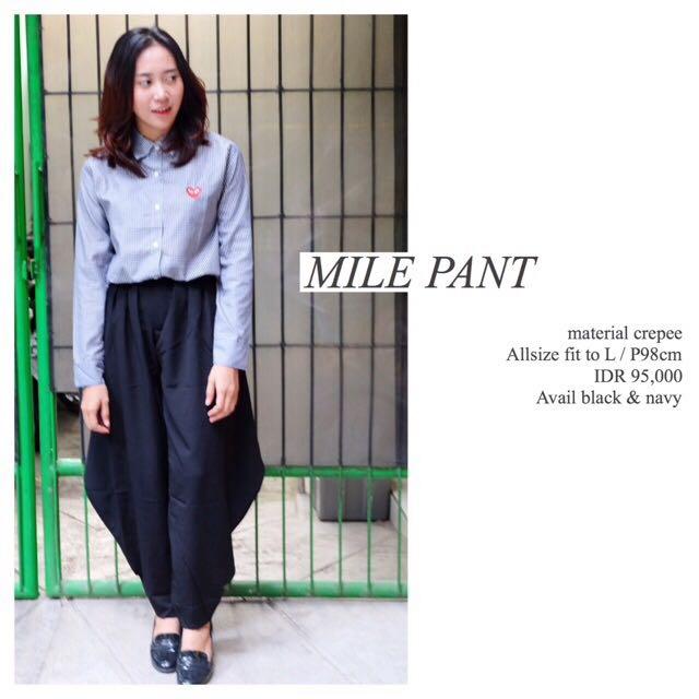 Mile Pants