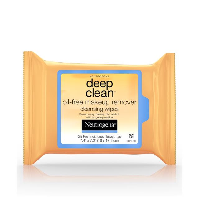 Neutrogena Deep Clean Cleansing Wipes