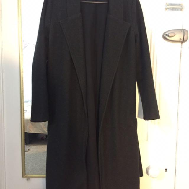 One Teaspoon Wool Coat