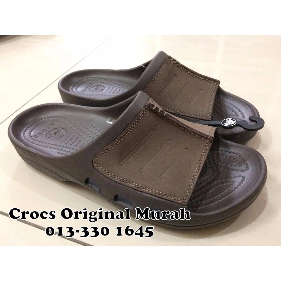 c31fa047541 Original Crocs Yukon Mesa Slide