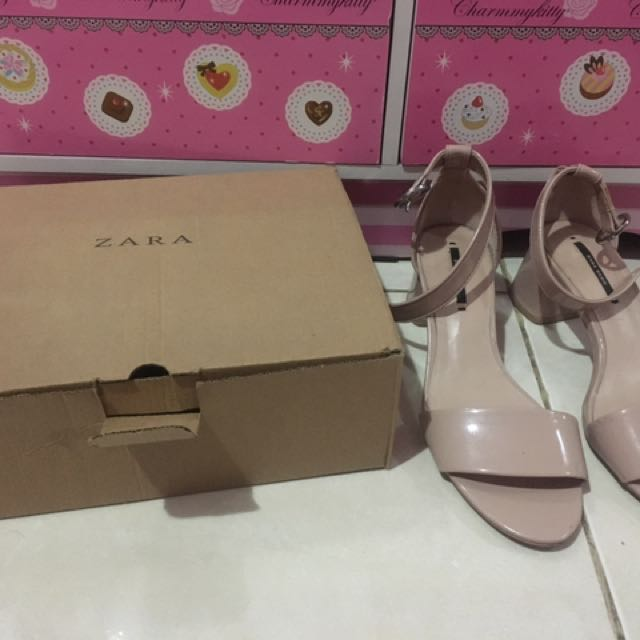 Original Zara Basic Heels