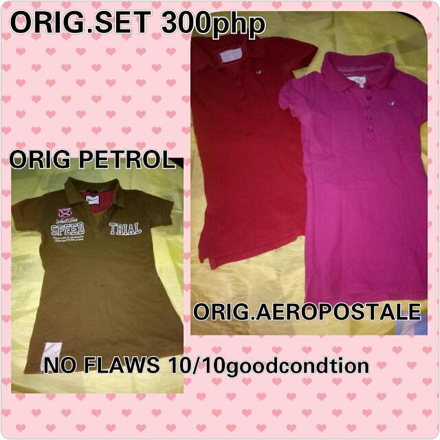 Orig.PETROL & AEROPOSTALE