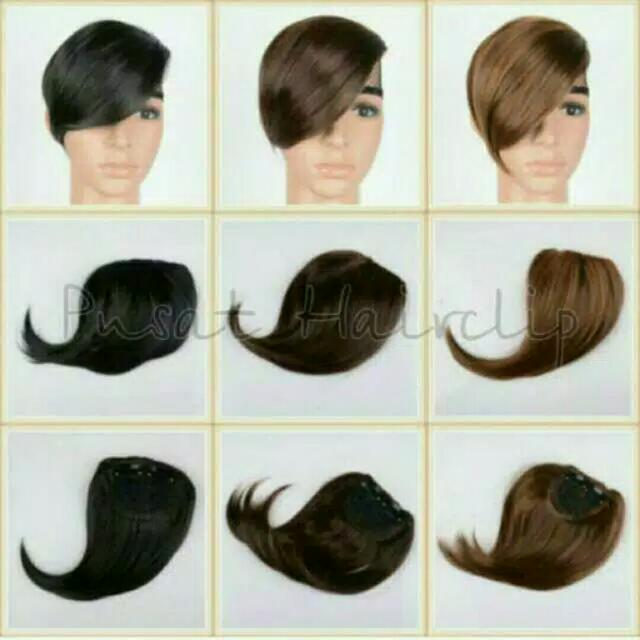Poni Samping Dark Brown