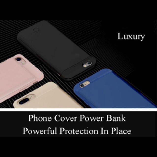 Portable iPhone Batter Case