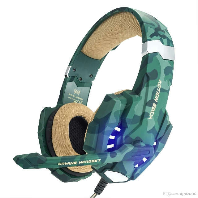 Pro Gaming Headset G9600 By Kotion Each Toys Games Video Gaming
