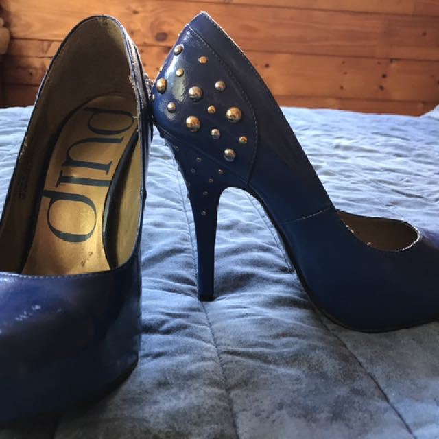Pulp Studded Heels