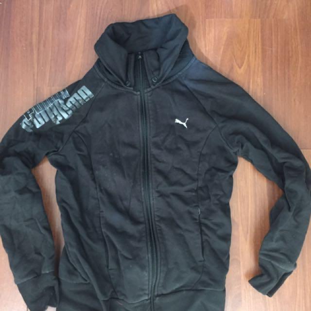 Puma Black Jacket