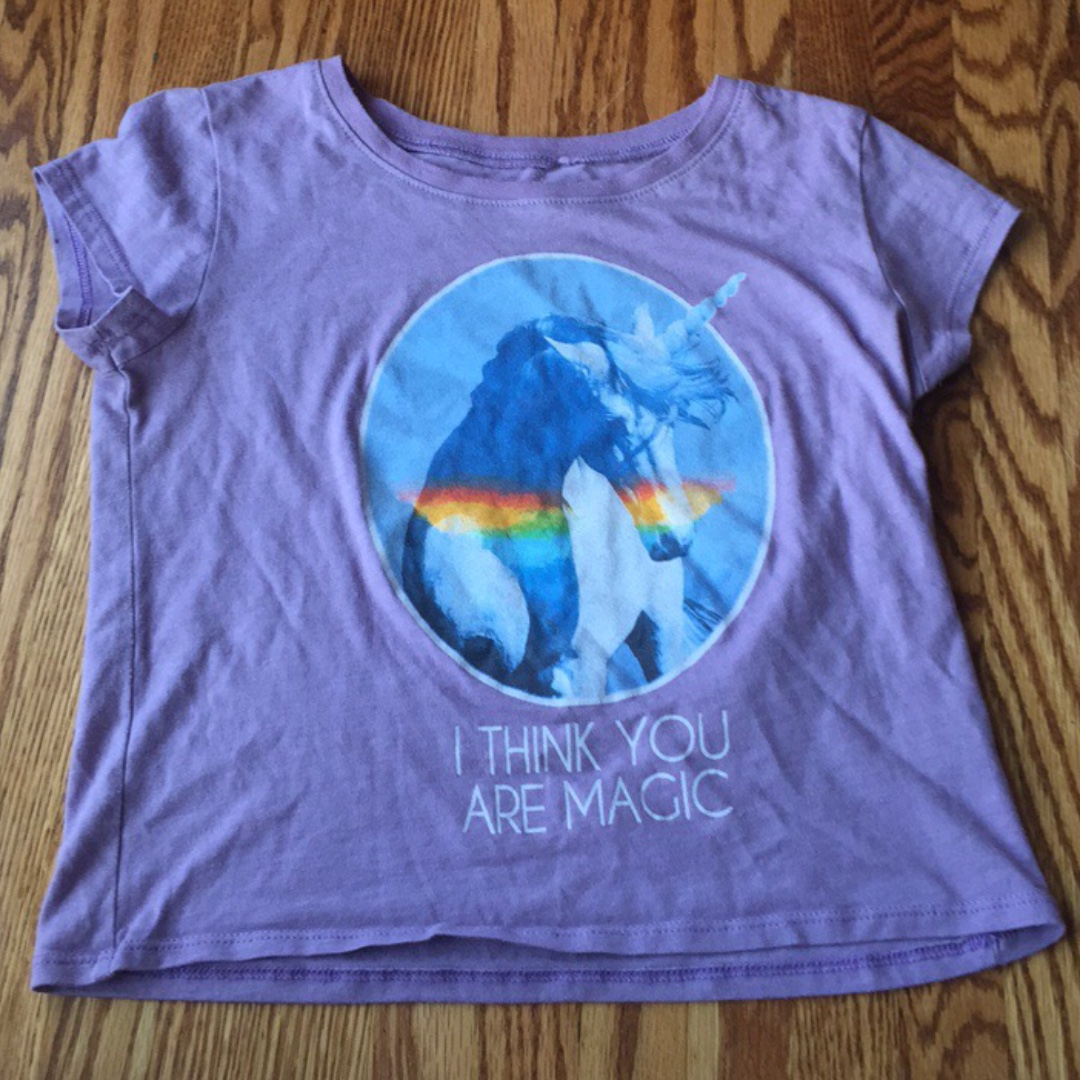Purple Urban Outfitters Shirt